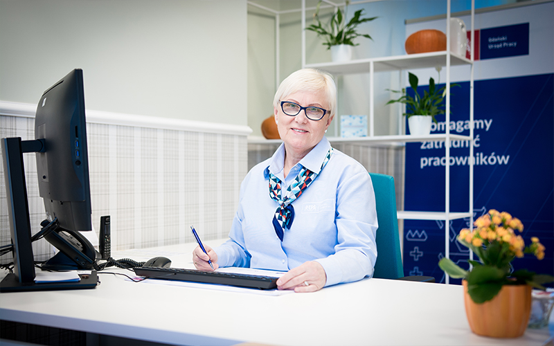 Centrum Seniora - Praca dla Seniora